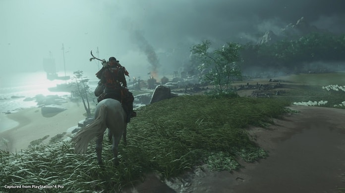 Ghost of Tsushima Gameplay Review